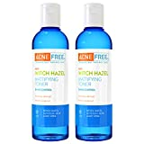 Acne Free Witch Hazel Mattifying Toner Pack of