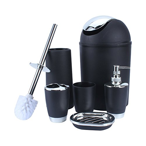 toothbrush holder and trash can - 9