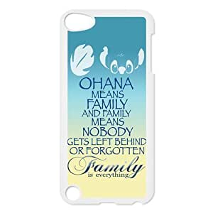 Family is Everything Quote OHANA Hardshell For Iphone 6 4.7 Inch Case Cover