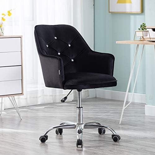 MTFY Modern Home Office Swivel Chair