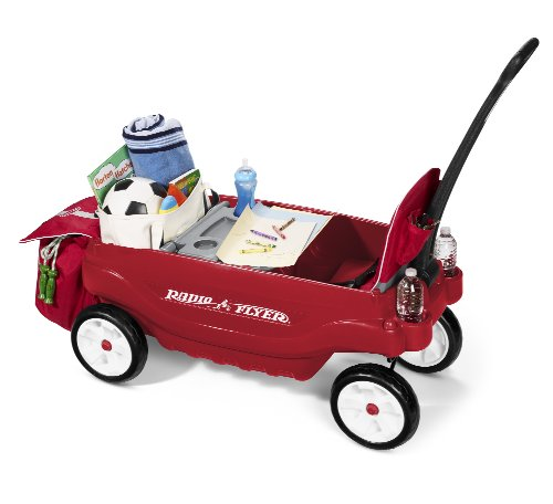 042385903309 - Radio Flyer Ultimate Comfort Wagon carousel main 2