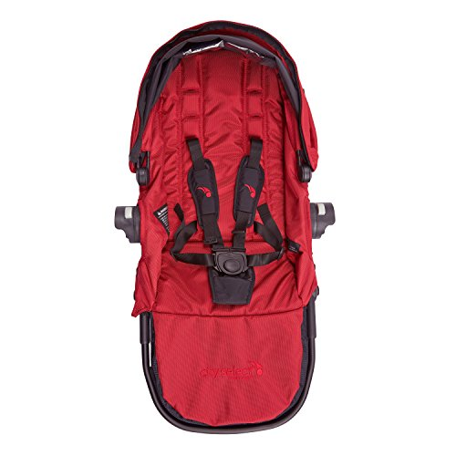 Baby Jogger City Select Second Seat Kit, Red by Baby Jogger (Image #3)