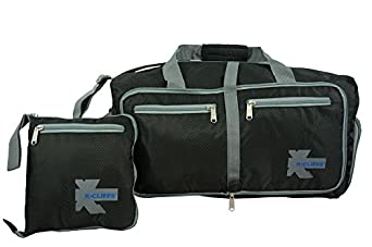 Foldable Duffel Bag Durable 28 Lightweight Travel Duffle Heavy Duty Sport Gym With Shoes Compartment