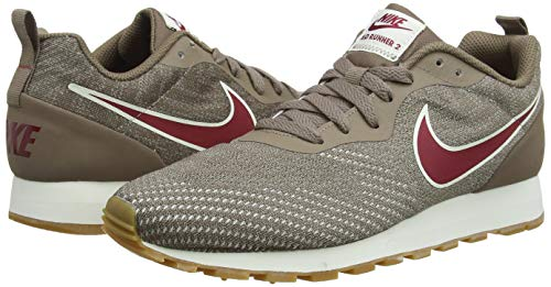 Runner Crush Chaussures Multicolore De Femme 200 Mesh Brown red string Nike Running 2 Compétition Wmns Eng Md mink EY1qSwZ
