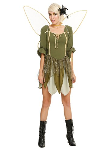[Steampunk Fairy Costume Size: Medium] (Punk Fairy Costumes)