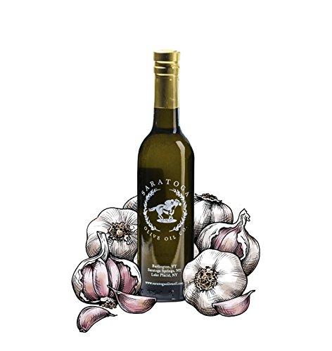 Saratoga Olive Oil Company Garlic Infused Olive Oil (200ml)