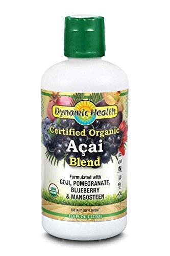 Organic Mangosteen Blend - 3