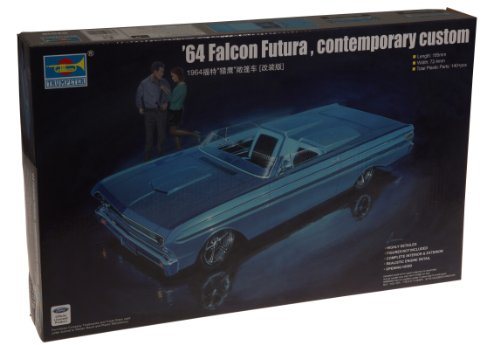Trumpeter 1/25 1964 Contemporary Custom Ford Futura from Trumpeter