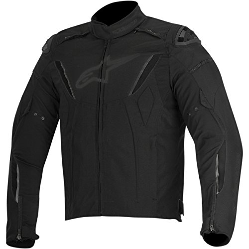 Alpinestars T-GP Plus R Waterproof Men's Street Motorcycle Jackets - Black / Small
