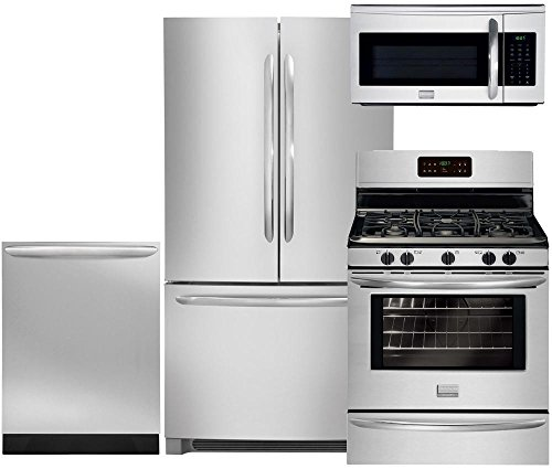 Frigidaire Gallery 4-Piece Stainless Steel Set FGHN2866PF 36