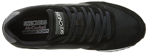 Skechers Originals Heren Retros Og 85 Fashion Sneaker Zwart / Wit