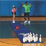 Strikes ¡®n Spares Bowling Carpet, 20ft Long