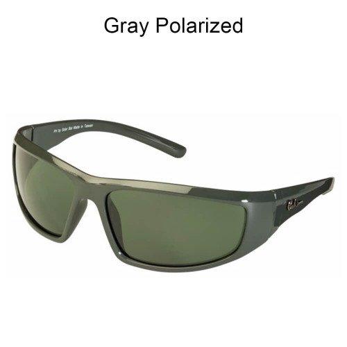 SOLAR BAT Bill Dance 5 (Gray, Gray Polarized) ()