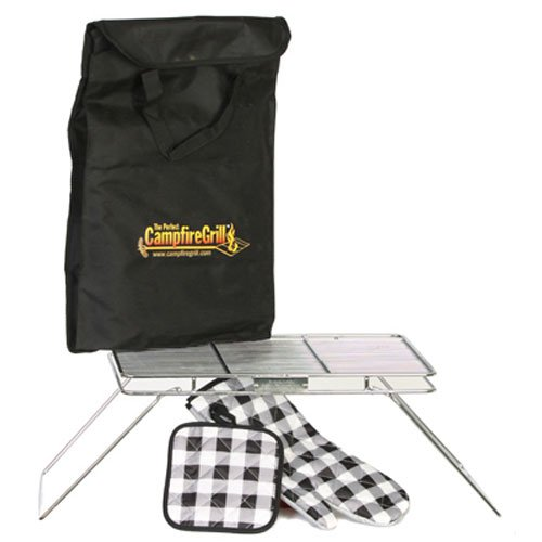 The Perfect CampfireGrill, Explorer, 12-Inch by 18-Inch