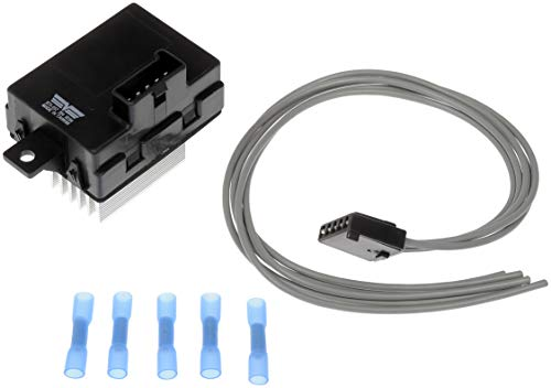 Dorman 973-057 Blower Motor Resistor Kit With Harness for Select Ford / Lincoln / Mercury Models