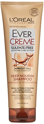 Paris EverCreme Sulfate Nourish Shampoo