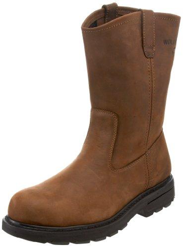 Wolverine Men's W04707 Boot, Brown, 10.5 W US