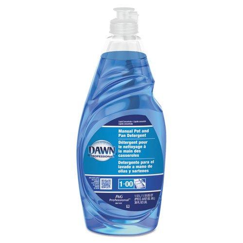 Dawn 45112 Dishwashing Liquid, Original, 38 oz, 1/BT, Blue