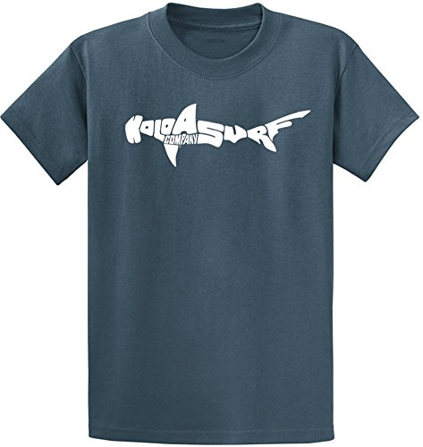 Koloa Surf Co. Hammerhead Shark T-Shirts in Regular, Big and Tall Sizes