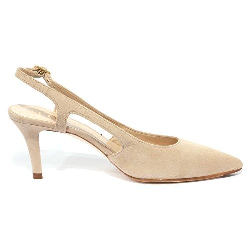 Donna Shoe Unisa Beige Woman 36 Scarpa Kiona B1158 Decollete EOqqxwSgv