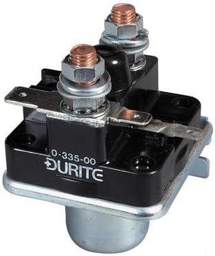0-335-00 Durite Solenoid Starter Replaces 76766 12 volt