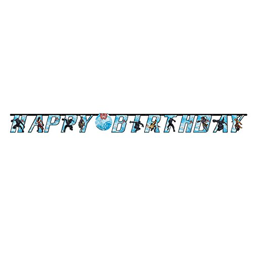 Black Panther Add-an-Age Birthday Party Banner]()