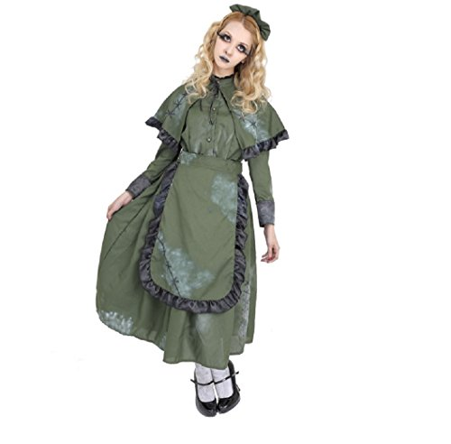 Death of Doll Maid of Madness Costume-- Women's XS/S (Banshee Costume)