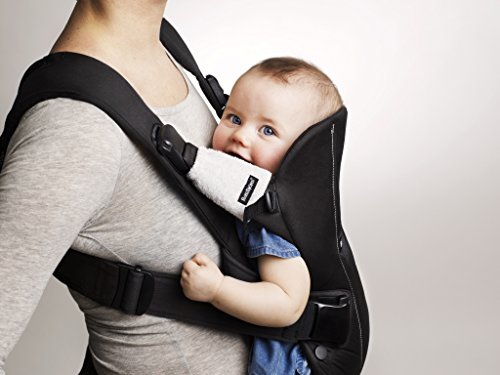 Buy baby carrier white babybjorn