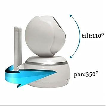 Network Caméra Ip sans fil,Vision Nocturne,Sécurité Surveillance,Système de  Surveillance Caméra 280dfac2a0f7