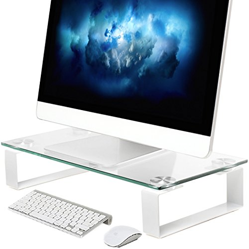 Computer Monitor Riser Multi Media Desktop Stand (16.2 for sale  Delivered anywhere in USA