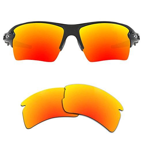 Kygear Replacement Lenses Different Colors for Oakley Flak 2.0 XL Sunglass Polarized by Kygear