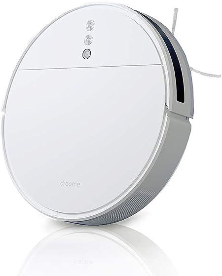 Dreame F9 Robot Aspirador Wi-Fi Superfino 2500 Pa Aspiradora Robótica de Succión Fuerte de Carga Automática Controles de Aplicaciones de Conectividad Bueno para Suelos Duros, Pelo de Mascotas: Amazon.es: Hogar
