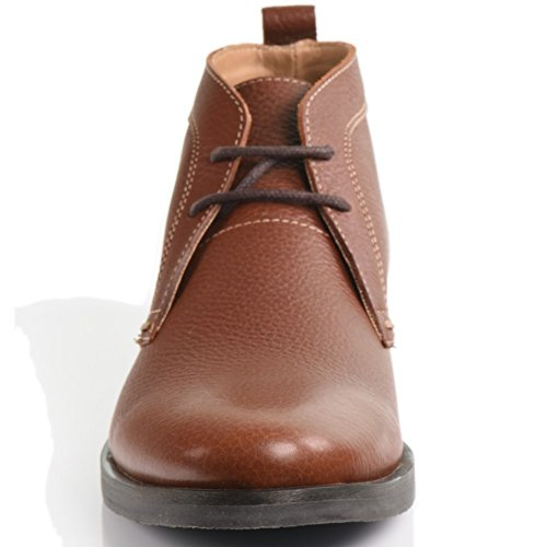 Chatham Stivali Desert Boots Uomo, Marrone (Brown), 47