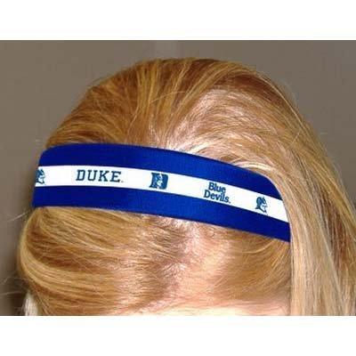 NCAA Duke Blue Devils Ladies Stripe Headband
