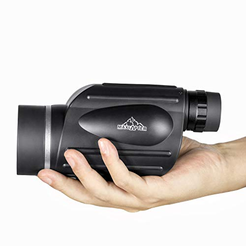 BEBANG 13x50 Monocular Telescope High Power for Adults, Compact Waterproof Monocular Scope with Brightness and Clear Field, Simple Manual Focus, Fog Proof, Suitable for Bird Watching