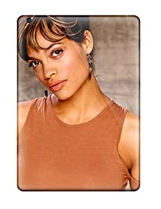 High-end Case Cover Protector For Ipad Air(rosario Dawson Hd)