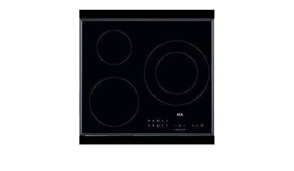 AEG IKB63301FB Integrado Con - Placa (Integrado, Con placa de inducción, Negro, 145 W, Alrededor, 2,5 m): 347.57: Amazon.es: Grandes electrodomésticos