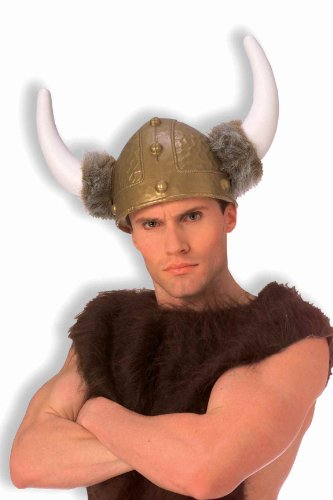 Forum Deluxe Viking Helmet Costume