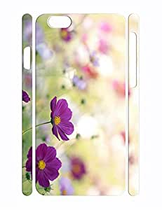 Individualized Hipster Floral Slim Cell Phone Skin Case for Iphone 6 4.7 Inch