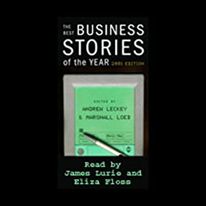 The Best Business Stories of the Year, 2001 Edition Audiobook