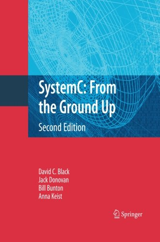 Book cover from SystemC: From the Ground Up, Second Edition by David C. Black