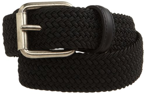Levis Boys Braided Elastic Belt