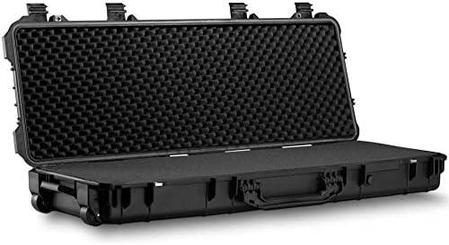 事前保護された泡が付いているケースの保護防水用具箱の器械箱のスーツケースの耐衝撃性の道具箱|用具箱、A