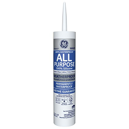 Best silicone caulk buying guide gistgear - Silicone paint for exterior walls ...