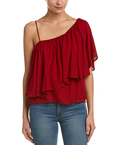 ella-moss-womens-stella-one-shoulder-top-brick-m