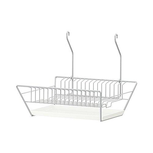 IKEA escurreplatos W Desmontable de acero bandeja para colocar o colgar cocina accesorio de soporte: Amazon.es: Hogar
