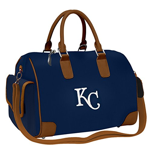 MLB Kansas City Royals Deluxe Handbag - by Little Earth