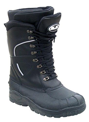 HJC Extreme Men's Snow Boots (Black, Size 14)