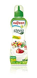 Natreen Edulcorante Liquido Stevia - 125 ml