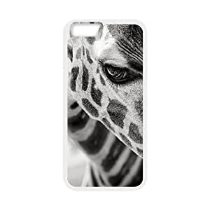 """Personalized New Print Case for Iphone6 Plus 5.5"""", Giraffe Phone Case - HL-R672799"""